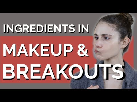 MAKEUP INGREDIENTS TO AVOID| DR DRAY