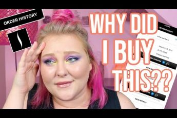 My First EVER Sephora Purchase… And The Other Makeup I Bought in 2012! | Lauren Mae Beauty