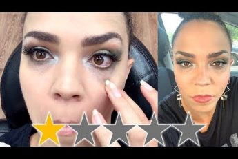 I WENT TO THE WORST REVIEWED MAKEUP ARTIST IN MY CITY LOS ANGELES