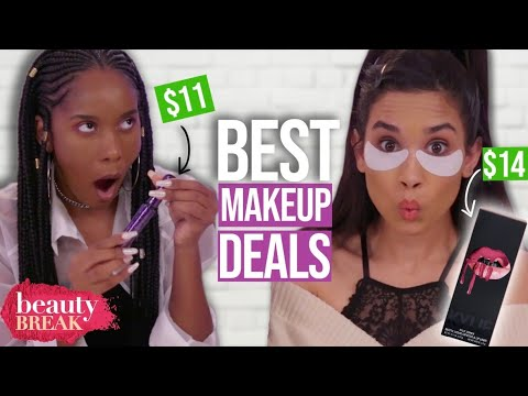 How To Get Your Favorite Makeup Brands for CHEAP!? (Beauty Break)