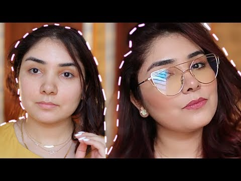 Step By Step Makeup For Office, Uni , College Going Girls || Natural Long Lasting Makeup Tips/Tricks
