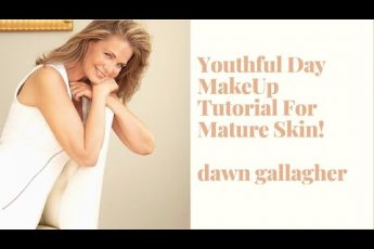 Youthful Day MakeUp Tutorial For Mature Women! Part 1