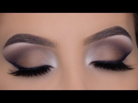 Cool Toned Classic Bridal Eye Makeup Tutorial