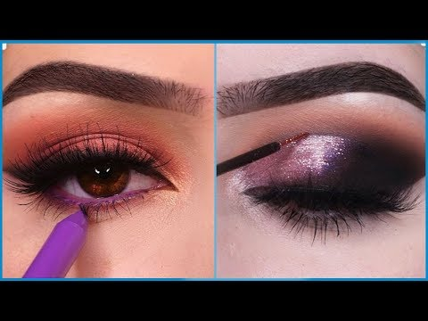 Learn How to Apply Eye Makeup with Tips & Tutorials | Beautiful Eye Makeup Tutorial Compilation #12