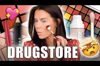 NEW DRUGSTORE MAKEUP that will BLOW YOUR MIND ?