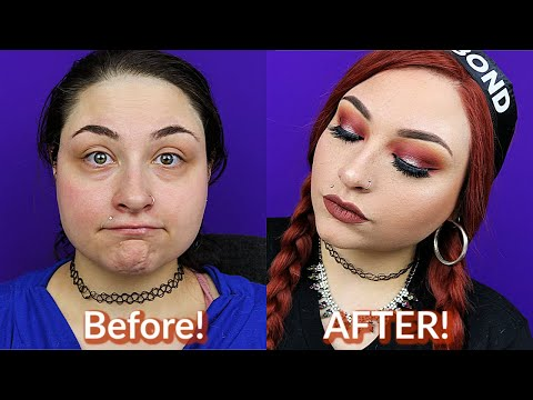 0 to 100 Makeup Tutorial Brick Smokey Eye Tutorial | Monochromatic Makeup Tutorial