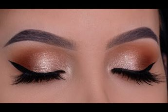 Soft Wearable GLAM Eye Makeup Tutorial