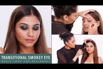 Add Colour To Your Eyeshadow Look | Trendy Eye Makeup 2019