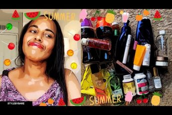REACTING TO I'M A SCAMMER, MAKEUP VILLAIN & END OF SUMMER 2019 BEAUTY PRODUCTS I'VE USED UP!