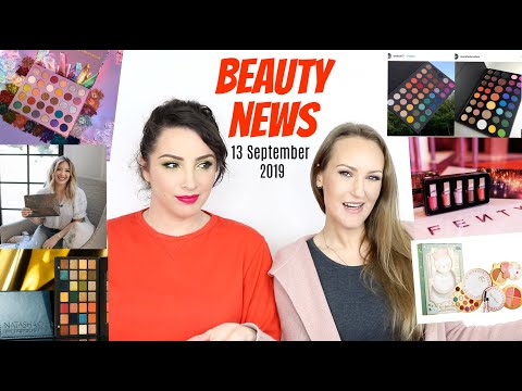 BEAUTY NEWS – 13 September 2019 | New Wet N Wild James Charles Palette?