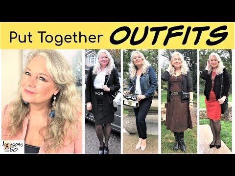 How to Put Together Outfits | Fashion Styles
