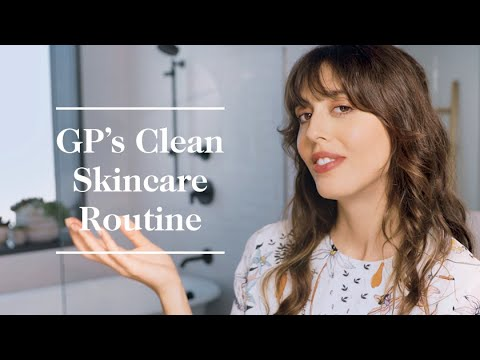 Violette (Our Favorite French Makeup Artist) Tries GP's Skin Care Routine | goop