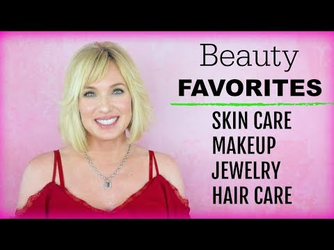 September BEAUTY FAVORITES 2019 Skin Care, Makeup, Jewelry + Hair Care!