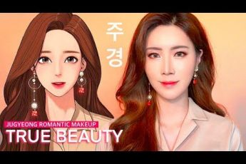 Webtoon TRUE BEAUTY ? Jugyeong Goddess Makeup 웹툰 주경 '여신강림' 메이크업 | Valory Pierce