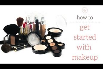 How To Get Started With Makeup If You're Brand New