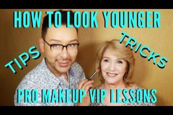 Pro Makeup Artist Beauty Tips and Tricks for Mature Women | mathias4makeup