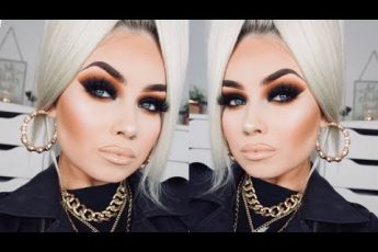 How To : STEP BY STEP BLACK SMOKEY EYES | Beginners ?