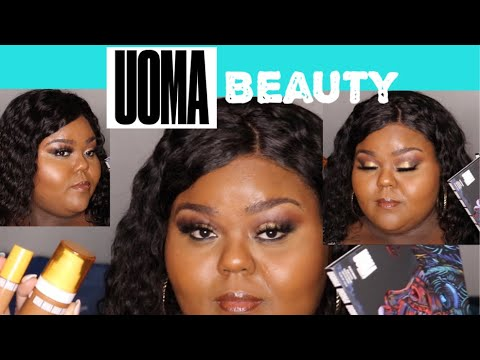 Uoma Beauty Makeup | Rhonda Trinise