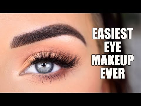 EASY Every Day Eye Makeup Tutorial | Kathleen Lights x ColourPop So Jaded Palette