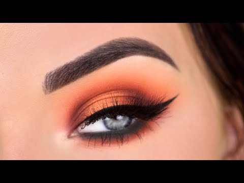 Morphe 35O3 Fierce by Nature Eyeshadow Palette | Fall Eye Makeup Tutorial