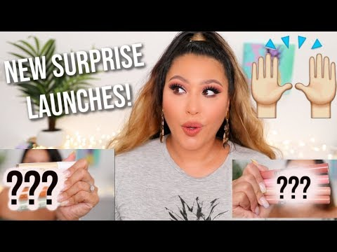 New Secret Makeup Launches!