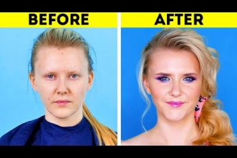 19 INCREDIBLE TRANSFORMATIONS WITH MAKE-UP