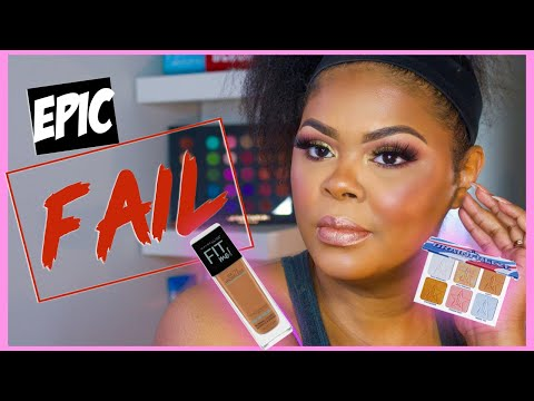 Summer Time Makeup Tutorial Fail
