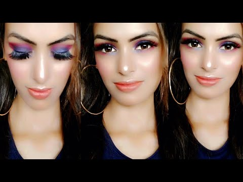 Swiss Beauty One Brand Makeup Tutorial By Priyadeep