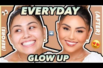 Natural Glam Fall Everyday GLOW UP Makeup for Beginners | Roxette Arisa