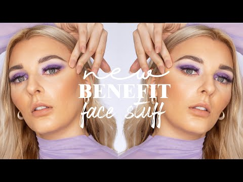 LILAC EYES & BENEFIT REVIEW | Caitlin O'Riley