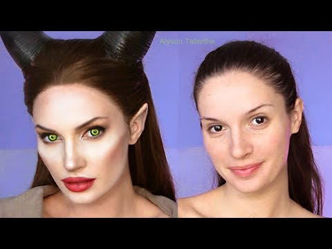 Maleficent Makeup Transformation – Cosplay Tutorial