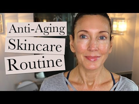 My Anti-Aging Skincare Routine – Winter 2019 | Over 50