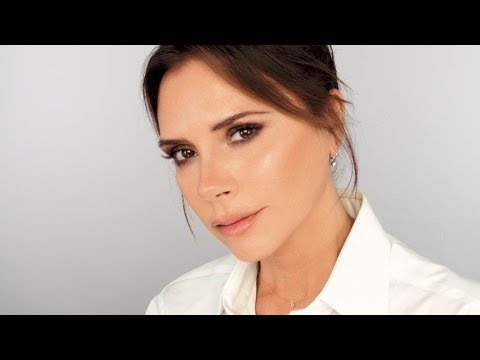Victoria Beckham does MY Makeup (and I do hers!)