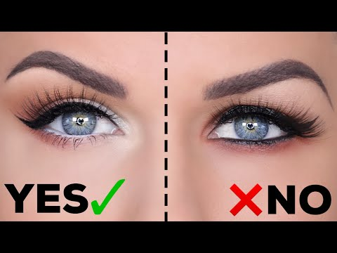 Hooded Eyes Do's & Don'ts!