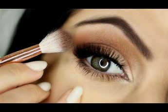 Beginners Eye Makeup Tutorial for Mature Skin | How To Apply Eyeshadow on Mature Eyes