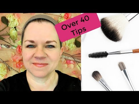 Get Ready with Me over 40