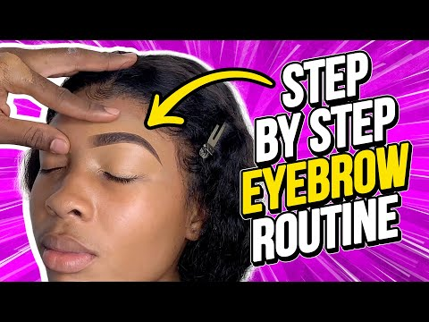 HOW TO: QUICK AND EASY EYEBROW TUTORIAL | | Mac Cosmetics Espresso Eye Shadow | Sculpture Brow