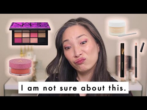 TRYING NEW MAKEUP – NARS | RMS Beauty | Victoria Beckham Beauty