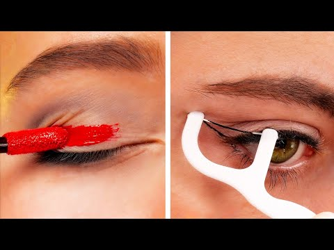 33 AMAZING MAKEUP TIPS AND TRICKS