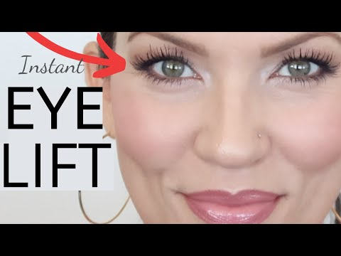 ONLY $9.00 – Get LIFTED EYES INSTANTLY – Holy Grail Beauty- HOODED EYES, AGING EYES