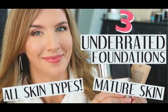 UNDERRATED FOUNDATION for Mature Skin That You NEED To Know About! | Makeup Over 40 | 2019
