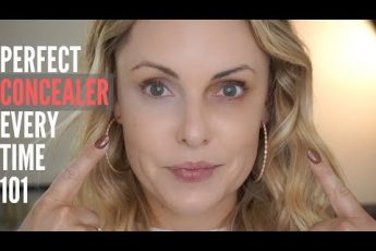 THIS IS WHY YOUR UNDER EYES LOOK DRY AND CAKEY || Concealer 101
