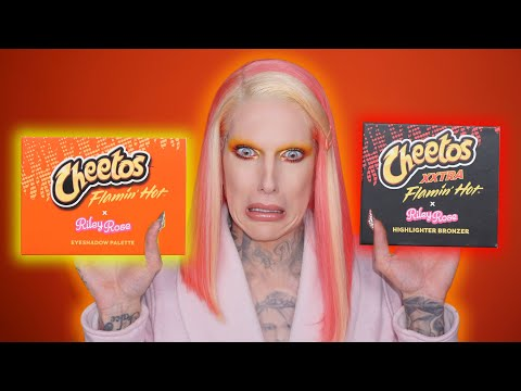 Cheetos Makeup… Is It Jeffree Star Approved?!