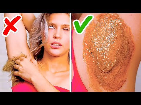 40 BEAUTY HACKS TO LOOK AMAZING! || Easy Beauty And Makeup Life Hacks