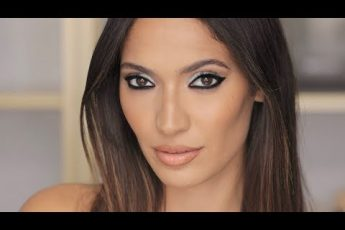 HOW TO DO A SIMPLE CAT EYE LOOK | MAKEUP TUTORIAL | ALI ANDREEA