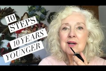 SIMPLE MAKEUP TIPS THAT MAKE YOU LOOK 10 YEARS YOUNGER