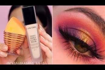 Natural Eyeshadow Tutorial | Glam Eye Makeup Tutorial | Makeup Tutorial for Beginner Part 10