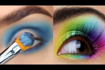 Natural Eyeshadow Tutorial | Glam Eye Makeup Tutorial | Makeup Tutorial for Beginner Part 15
