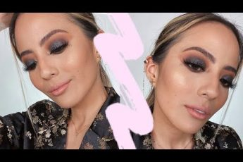 SMOKEY NEW YEAR'S EVER MAKEUP TUTORIAL ft CVS BEAUTY | itsmeana