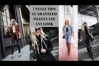 7 Style Tips Guaranteed to Elevate Any Look | Fashion Over 40